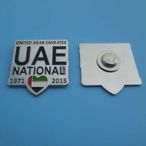 Fashion Design UAE Badge Magnetic National Day Badge pictures & photos