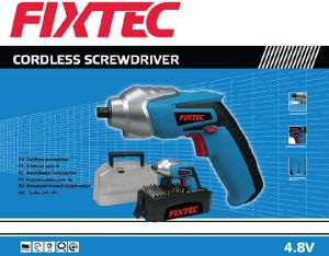 Fixtec 4.8V Electric Screwdriver Set pictures & photos