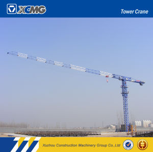 XCMG Official Manufacturer Xgtt100A (5515-8) 8ton Flat-Top Tower Cranes pictures & photos