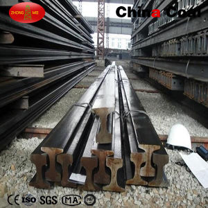 Standard Railway Y-Shaped Rail Track Turnout pictures & photos