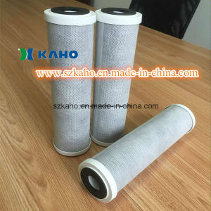 "10"" Carbon Block CTO Water Filter Cartridge pictures & photos"