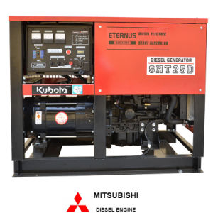 Electric Start Industry Diesel Generator (ATS1080) pictures & photos