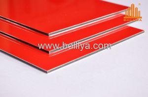 Composite Wood PVC Wall Cladding Materials Aluminium Composite pictures & photos