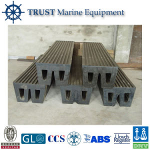 High Performance Dock W Type Marine Rubber Fender Price pictures & photos