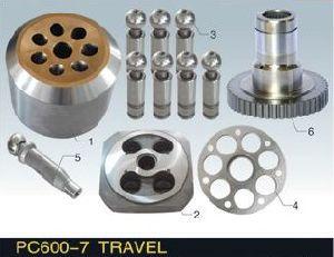 Hydraulic Oil Pump Parts Komatsu PC600-7 pictures & photos