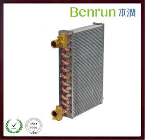 Aluminum Fin Heat Exchanger Coil with Copper Pipe