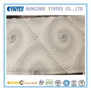 Wholesale Spiral DOT Polyester Fabric pictures & photos