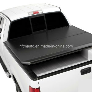 Hard Tri-Fold Pickup Truck Bed Covers for Ford 150 pictures & photos