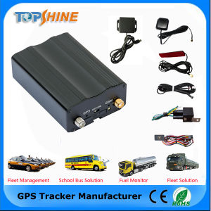 GPS Car Alarm with Smart Phone Bluetooth Vehicle Tracker pictures & photos