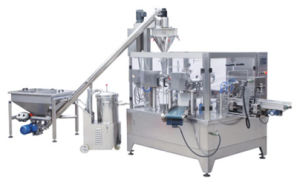 Premade Bag Powder Packing Machine pictures & photos