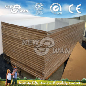 Decorative UV Coated MDF for Kitchen Cabinets pictures & photos