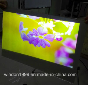 Self-Adhesive Rear Projection Screen Film for Glass Advertising pictures & photos