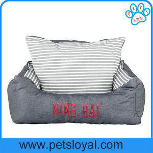 Manufacturer High Quality Washable Pet Big Dog Bed pictures & photos