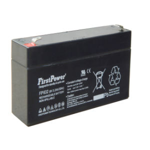 Rechargeable Electronic Instruments Battery (FP632) pictures & photos