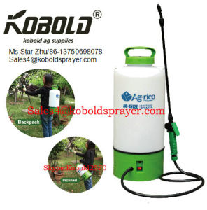 New 6V4.5ah 12L Knapsack Electric Sprayer Garden Watering Sprayer pictures & photos