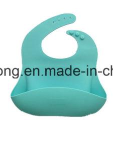 Eco-Friendly Soft Touch Custom Made Silicone Baby Bib, Adjustable Baby Bib Banana, Silicone Bib