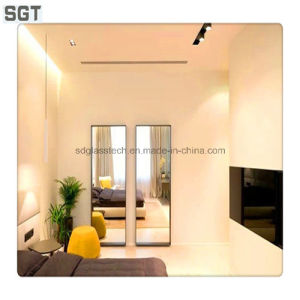 Exquiste Bedroom Decoration Silver Mirror with SGS pictures & photos