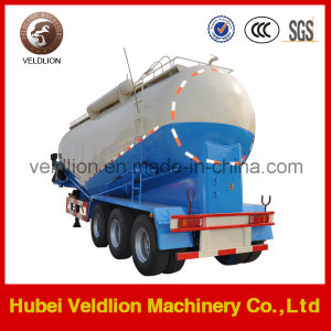 3 Axles 40ton/40m3 Bulk Cement Tanker Trailer pictures & photos