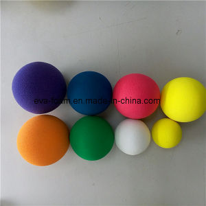 Best Selling Custom Bouncing EVA Ball with Printing Logo pictures & photos