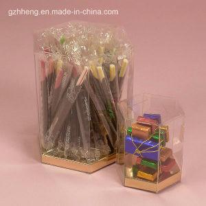 transparent plastic PVC/PP/PET foldable packing box pictures & photos