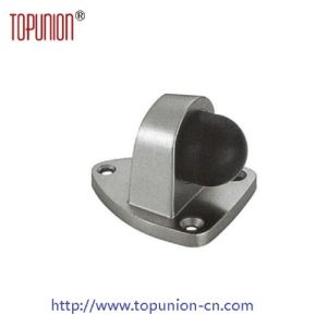 Floor Mounted Door Stopper with Rubber (DS010) pictures & photos