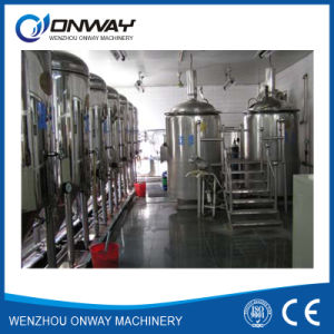 Bfo Stainless Steel Beer Beer Fermentation Equipment Yogurt Fermentation Tank Industrial Fermentor pictures & photos