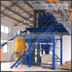 10tph Semi-Auto Dry Mortar Production Line Manufacturer pictures & photos