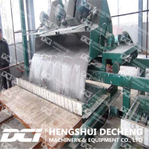 Semi Automation Gypsum Wall Block Production Line pictures & photos