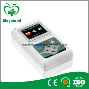 My-H012 Cheap Price 12 Channel Holter ECG Monitor System pictures & photos