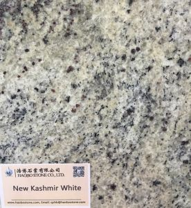 New Kashmir White Granite Tiles and Slabs Polished pictures & photos