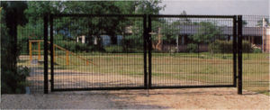 High Quality Steel Wire Mesh Fence China Anping Factory pictures & photos
