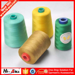 Free Sample Available High Tenacity 40/2 Polyester Sewing Thread pictures & photos