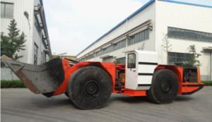 6cbm Diesel Scooptram for Underground Mining Use pictures & photos