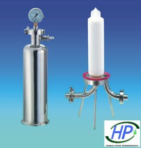 SS Sanitary Filter Housings for RO Water Treatment System pictures & photos