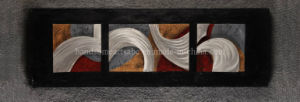 Abstract Modern Aluminum Relievoes, 3D Wall Arts pictures & photos