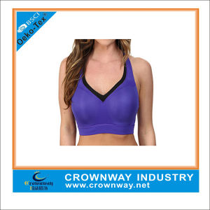 Wholesale Custom Women Yoga Wear Sports Bra pictures & photos