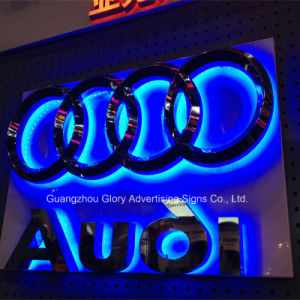 Outdoor and Indoor Back Lit Advertising Business Signage pictures & photos