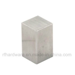 Furniture Stainless Steel Square Knob pictures & photos