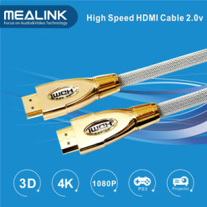 4k HDMI V1.4 Cable pictures & photos