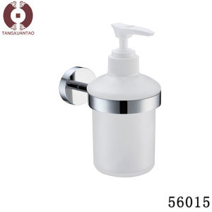 Bathroom Accressories Sanitary Ware Soap Dispenser (56015) pictures & photos