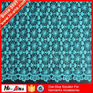 Export to 70 Countries Good Price Jacquard Lace Fabric pictures & photos