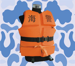 Floatation UHMWPE Bulletproof Vest for Navy pictures & photos