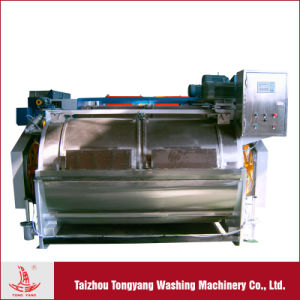 Laundry Industrial Washing Machine/ Rubber Gloves Full Stainless Steel Chlorine Washer pictures & photos