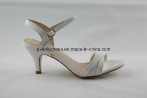 New Style Women High Heel Shoes with Classic Black Color pictures & photos