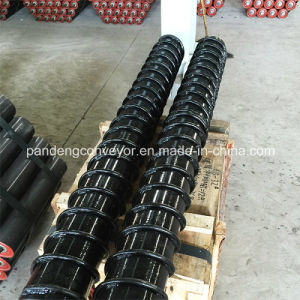 Return Spiral Conveyor Roller / Spiral Idler /Screw Roller pictures & photos