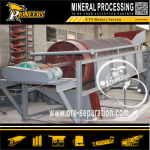 Stone Mining Trommel Screen Sand Vibrating Rotary Drum Screening Machine pictures & photos