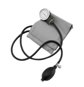 Blood Pressure Monitor Standard Aneroid Palm Type Sphygmomanometer pictures & photos