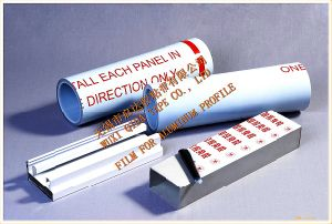 Protective Coating/Tape for Aluminum Profile pictures & photos