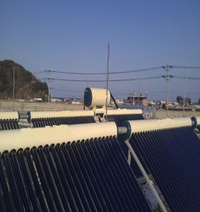 Non Pressure Solar Energy Collector pictures & photos