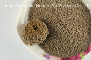 Hard Clumping Dust Less White Bentonite Cat Litter pictures & photos